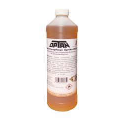 OPTAN Toilettenpflege, Aprikoduft, Sanitärparfüm mit Langzeit-Duftnote, 1 Liter - Flasche