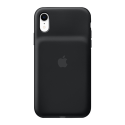 Apple iPhone Xr Smart Batteriefach Schwarz