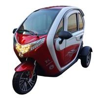 ElektroScooter Modell: 1500W 72V 65Ah KabinenRoller 25/45km/h