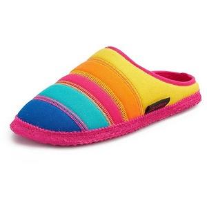 Pantoffel Azusa Giesswein mehrfarbig