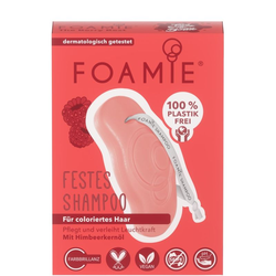 FOAMIE Festes Shampoo - The Berry Best