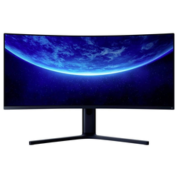 Xiaomi Curved Monitor Curved-Gaming-Monitor (3440 x 1440 Pixel, UWQHD, 4 ms Reaktionszeit, 144 Hz)