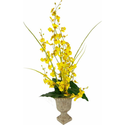 Kunstpflanze Orchidee, I.GE.A., Höhe 72 cm