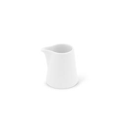 Walküre Porzellan Milchkännchen Milchkännchen, 0,12l NYNY Weiß Walküre Porzellan, 0,12 l