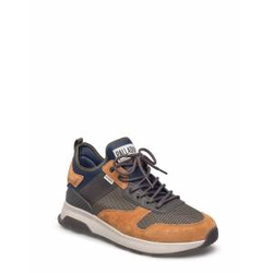 Palladium Ax_eon Army Niedrige Sneaker Braun PALLADIUM Braun