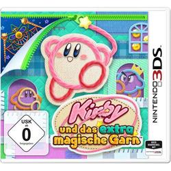 Nintendo Kirby und das extra magische Garn 3DS & 2DS USK: 0