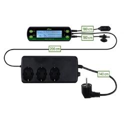 TRIXIE Digitaler Thermo-/Hygrostat