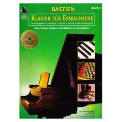 Klavier für Erwachsene Band 1 - Buch mit Audio