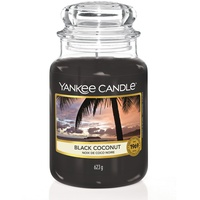 Yankee Candle Classic Duftkerze Black Coconut 623 g