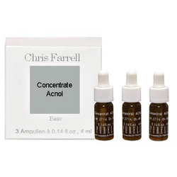 Chris Farrell Basic Line Concentrates Concentrate Acnol 3 x 4 ml