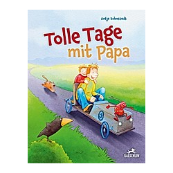 Tolle Tage mit Papa. Antje Bohnstedt  - Buch