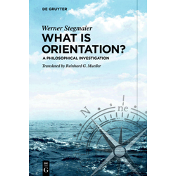 What is Orientation? als Buch von Werner Stegmaier