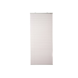Plissee Siena, K-HOME, verdunkelnd, ohne Bohren grau 40 cm x 130 cm