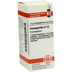 Sarsaparilla D 12 Globuli