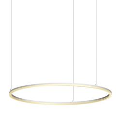 s.LUCE Ring 150 LED-Hängeleuchte 5m Aufhängung