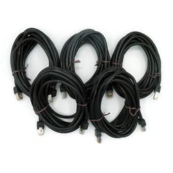 LAN-Kabel CAT5 4m für alle IP Telefone 5er Pack L30250-F600-A842