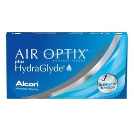 Alcon Air Optix plus HydraGlyde 6 St. / 8.60 BC / 14.20 DIA / +0.25 DPT