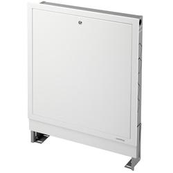 Oventrop Einbauschrank Stahl verzinkt Nr. 2, 700 x 760-885 x 115-180 mm