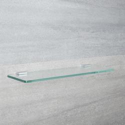 Badablage aus Glas - Kubix, von Hudson Reed