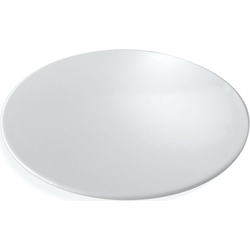Q Squared NYC Tortenplatte, Melamin, (1-tlg., 1 x Tortenplatte), Ø 30 cm weiß
