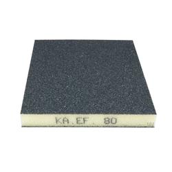 KA.EF. Schleifmatte Korn 80 P180 Schleifschwamm Schleifpad