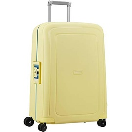 Samsonite S'Cure 4-Rollen 69 cm / 79 l pastel yellow stripes