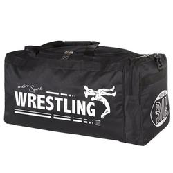 BAY-Sports Sporttasche Sporttasche mein Sport Wrestling Wrestler Catchen