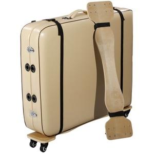 Master Massage Massageliege Easy-Go Transportroller Rollbrett für mobile Massageliege Massagetisch