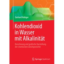 Kohlendioxid in Wasser mit Alkalinität als Buch von Gerhard Hobiger
