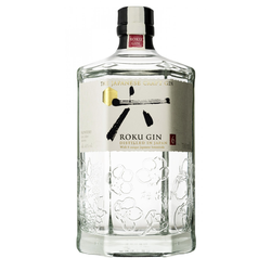 Roku Japanese Gin 43% vol.