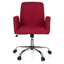 FLOW - Home Office Bürostuhl Rot