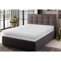 Taschenfederkernmatratze, »Königin«, 90x200 cm, Härtegrad 3, 81-100 kg, Höhe ca. 24 cm, Bezug abnehmbar, ca. 24 cm hoch