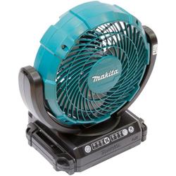 MAKITA Ventilator DCF102Z, 18 V, ohne Akku und Ladegerät blau