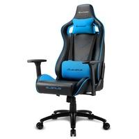 Sharkoon Elbrus 2 Gaming Chair schwarz/blau