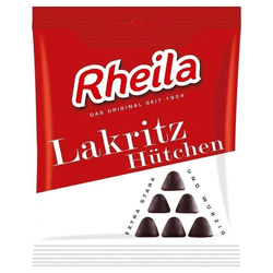 Rheila Lakritz Hütchen Gummidrops mit Zucker