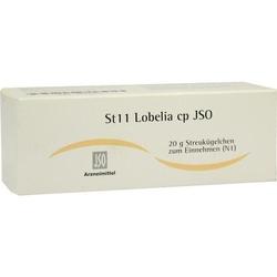 JSO St 11 Lobelia cp Globuli 20 g