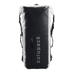Zulupack Wanderrucksack Rucksack 25 L waterproof 46 cm schwarz