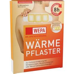 Wärmepflaster Nacken/Rücken 28.5x8.5cm WEPA
