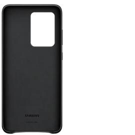 Samsung Leather Cover EF-VG988 für Galaxy S20 Ultra 5G black