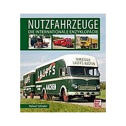Nutzfahrzeuge. Halwart Schrader  - Buch