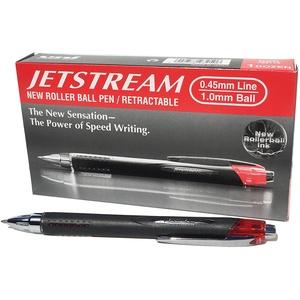 uni-ball 789115000 SXN-210 Jetstream RT Kugelschreiber, 1 mm Kugel, 12 Stück rot