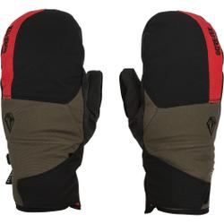 Volcom - Stay Dry Gore-Tex Mitt Red - Skihandschuhe - Größe: M