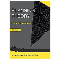 Planning Theory. Philip Allmendinger  - Buch