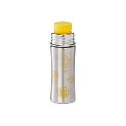 Affenzahn Trinkflasche Edelstahl Trinkflasche gelb