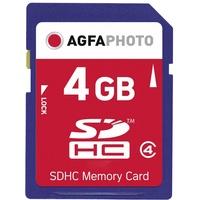 AgfaPhoto SDHC 4GB Class 4