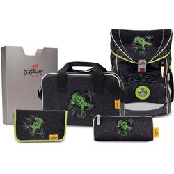 DerDieDas® Schulrucksack ErgoFlex - Rex (Set)