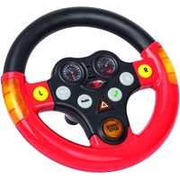 Big Bobby Car Multi-Sound-Wheel rot/schwarz (800056459)