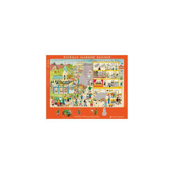 Gerstenberg Verlag Puzzle Herbst-Wimmlepuzzle (Rahmenpuzzle), Puzzleteile