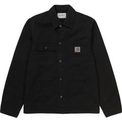 Carhartt Wip - Michigan Coat Black - Jacken - Größe: S