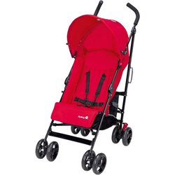 Safety 1st Kinder-Buggy Buggy Slim inkl. Sonnenverdeck, plain red